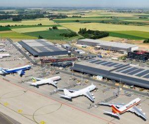 Liege Airport Environment